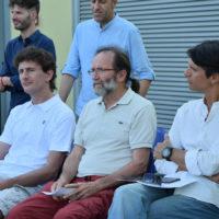 1_Grandi ospiti dell'AFF, Fabiano Ventura, Maurizio Biancarelli e Marco Colombo