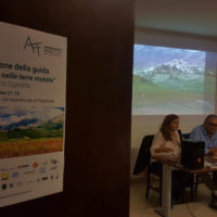 5_Enrico Sgarella presenta Il cammino delle terre mutate